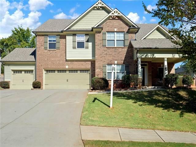 975 Mulberry Bay Drive, Dacula, GA 30019 (MLS #6961220) :: North Atlanta Home Team