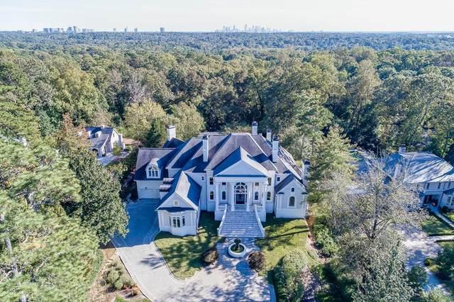 1180 Mount Paran Road Nw, Atlanta, GA 30327 (MLS #6961452) :: Compass Georgia LLC