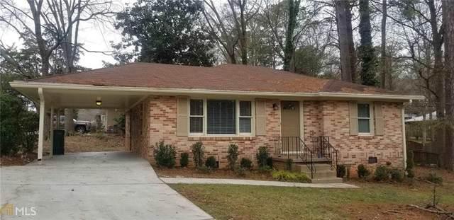 2128 Harold Lane SE, Smyrna, GA 30080 (MLS #6961489) :: Virtual Properties Realty