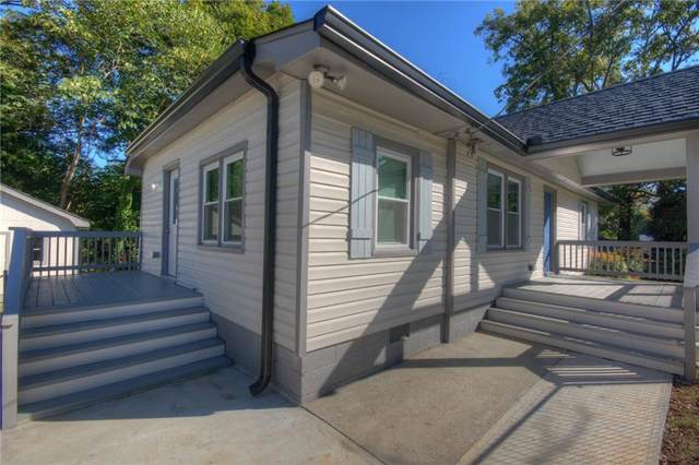 2466 Randall Avenue, Lithonia, GA 30058 (MLS #6961550) :: The Gurley Team
