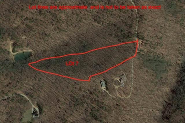 7 Alec Mountain Road Lot 7, Clarkesville, GA 30523 (MLS #6961896) :: RE/MAX Paramount Properties