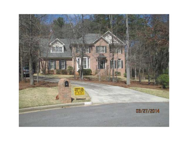 1710 Winding Creek Circle, Snellville, GA 30078 (MLS #5223564) :: North Atlanta Home Team