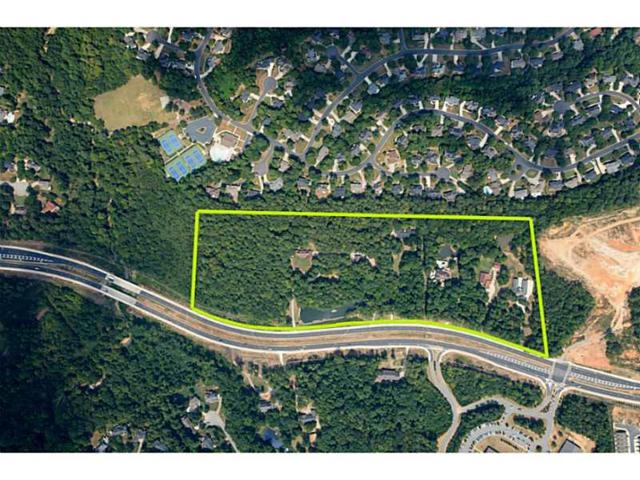 25+/- State Bridge Road Land, Johns Creek, GA 30022 (MLS #5358655) :: The Butler/Swayne Team
