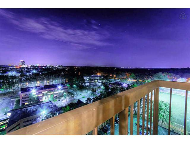795 Hammond Drive #1707, Sandy Springs, GA 30328 (MLS #5589542) :: North Atlanta Home Team
