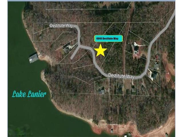 4840 Destitute Way, Gainesville, GA 30506 (MLS #5596311) :: North Atlanta Home Team