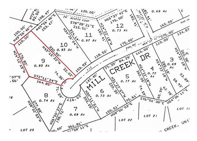 0 Mill Creek Drive Creek, Jasper, GA 30143 (MLS #5627594) :: North Atlanta Home Team