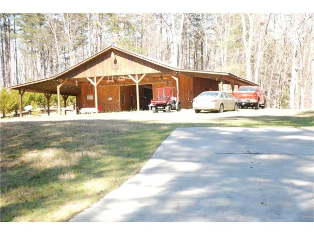 846 Camp Mikell Road, Toccoa, GA 30577 (MLS #5663636) :: North Atlanta Home Team
