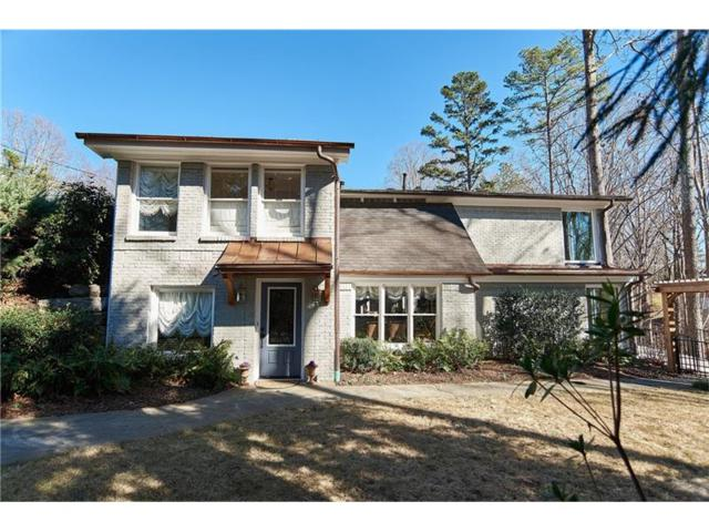 5983 Nachoochee Trail, Flowery Branch, GA 30542 (MLS #5705949) :: North Atlanta Home Team