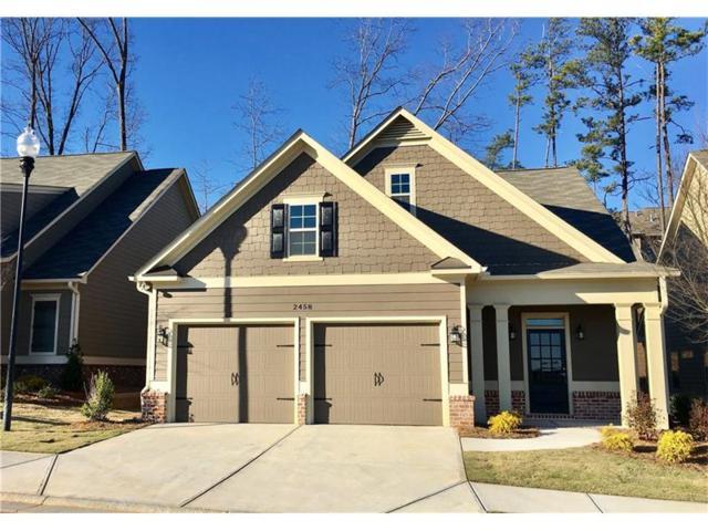2458 Barrett Preserve Court SW, Marietta, GA 30064 (MLS #5731283) :: North Atlanta Home Team