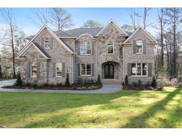 1791 Greystone Court, Marietta, GA 30068 (MLS #5750590) :: North Atlanta Home Team