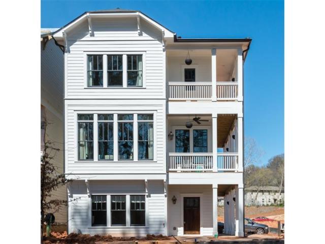 2820 Craigie Avenue, Decatur, GA 30030 (MLS #5784650) :: North Atlanta Home Team