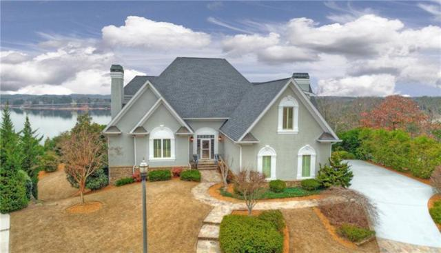 2783 Point Overlook, Gainesville, GA 30501 (MLS #5804286) :: The Bolt Group