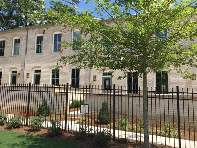 101 Old Orchard Lane #1, Roswell, GA 30075 (MLS #5806531) :: North Atlanta Home Team