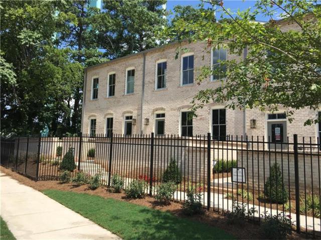 107 Old Orchard Lane #4, Roswell, GA 30075 (MLS #5810585) :: North Atlanta Home Team