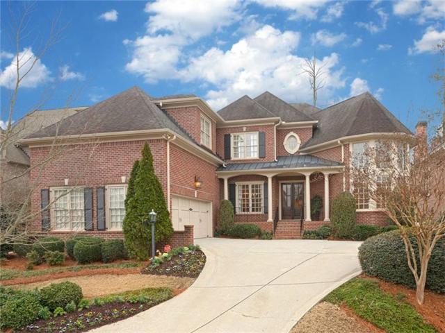 825 Glengate Place, Sandy Springs, GA 30328 (MLS #5813115) :: North Atlanta Home Team