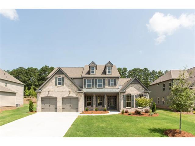 799 Omaha Place, Kennesaw, GA 30152 (MLS #5815866) :: North Atlanta Home Team