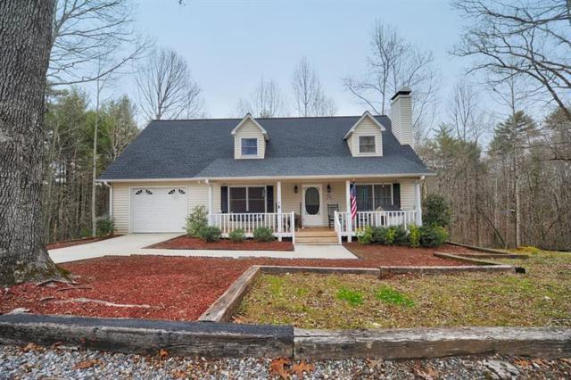 256 Covered Bridge Road, Sautee Nacoochee, GA 30571 (MLS #5819845) :: Carr Real Estate Experts
