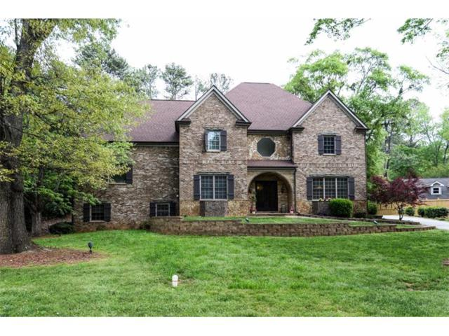 630 Glenairy Drive, Sandy Springs, GA 30328 (MLS #5820558) :: North Atlanta Home Team