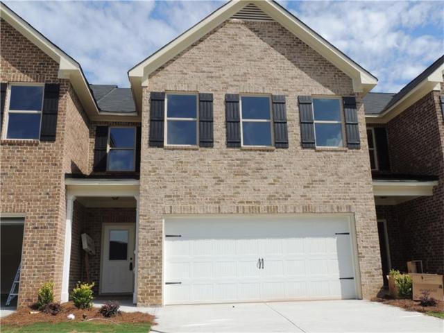244 Cross Street 5B, Lawrenceville, GA 30046 (MLS #5821627) :: North Atlanta Home Team