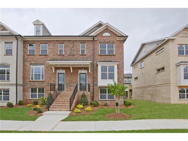 105 Laurel Crest Alley #94, Johns Creek, GA 30024 (MLS #5825632) :: North Atlanta Home Team