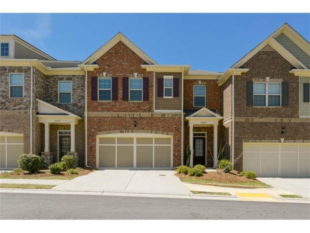 2483 Norwood Drive SE #0, Smyrna, GA 30080 (MLS #5834806) :: North Atlanta Home Team