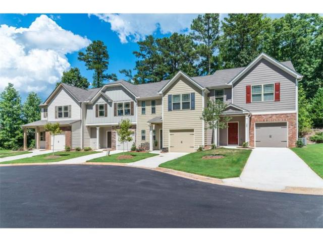 250 Oakview Drive #62, Canton, GA 30114 (MLS #5838933) :: Path & Post Real Estate