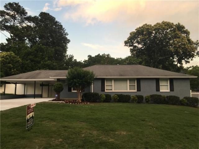 2795 Crestwood Road SE, Smyrna, GA 30080 (MLS #5839712) :: North Atlanta Home Team