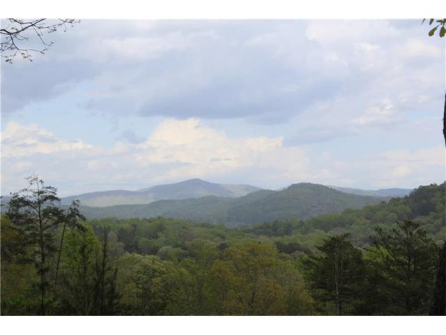 0 Ridgeland, Sautee Nacoochee, GA 30571 (MLS #5842157) :: Carr Real Estate Experts