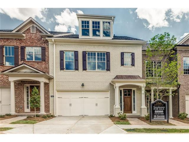 3745 Duke Reserve Circle N, Peachtree Corners, GA 30092 (MLS #5843315) :: The Bolt Group