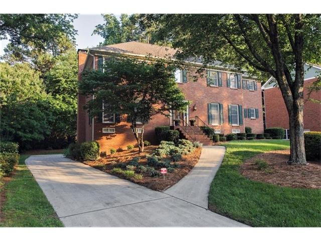 4291 Doerun Court, Peachtree Corners, GA 30092 (MLS #5843329) :: North Atlanta Home Team
