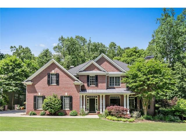 1382 NW Valley Reserve Drive NW, Kennesaw, GA 30152 (MLS #5847613) :: North Atlanta Home Team