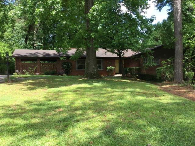 2836 Margaret Mitchell Drive NW, Atlanta, GA 30327 (MLS #5848483) :: North Atlanta Home Team