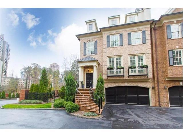 3475 Roxboro Place #8, Atlanta, GA 30326 (MLS #5849633) :: North Atlanta Home Team