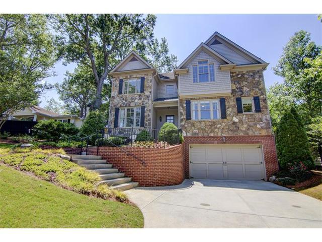 99 Spruell Springs Road, Atlanta, GA 30342 (MLS #5850963) :: North Atlanta Home Team