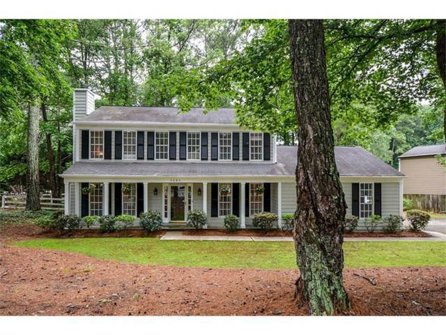 4284 Shawn Court, Peachtree Corners, GA 30092 (MLS #5851381) :: North Atlanta Home Team