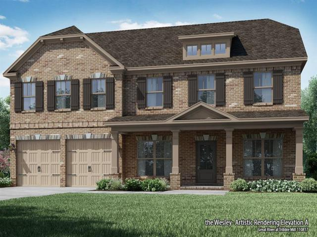 2023 Great Shoals Circle, Lawrenceville, GA 30045 (MLS #5853006) :: North Atlanta Home Team