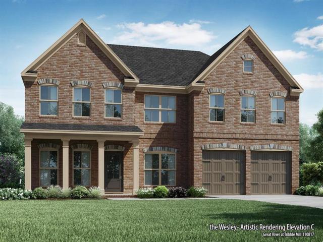 929 Rolling Branch Way, Lawrenceville, GA 30045 (MLS #5853378) :: North Atlanta Home Team