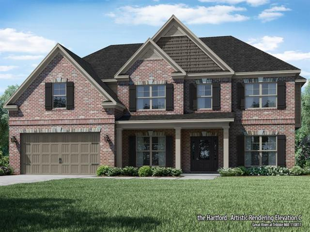 2013 Great Shoals Circle, Lawrenceville, GA 30045 (MLS #5853391) :: The Russell Group