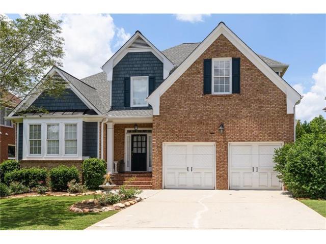 12827 Waterside Drive, Alpharetta, GA 30004 (MLS #5853761) :: North Atlanta Home Team
