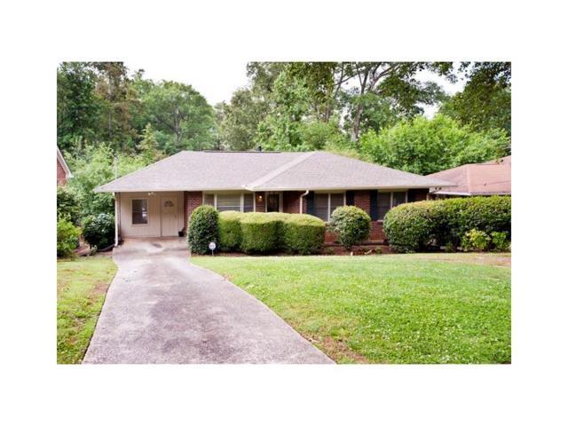 833 Gardenia Lane, Decatur, GA 30033 (MLS #5854087) :: North Atlanta Home Team