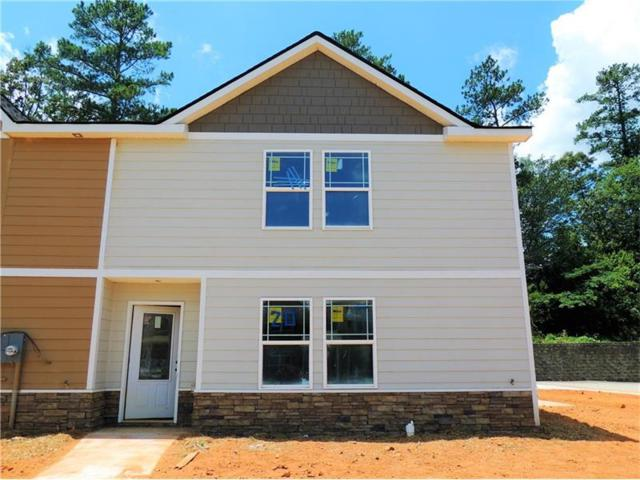5800 Garden Circle #20, Douglasville, GA 30135 (MLS #5854475) :: North Atlanta Home Team