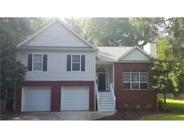 1603 Clark Lake Drive, Acworth, GA 30102 (MLS #5858301) :: North Atlanta Home Team