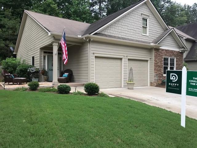 536 Winder Trail, Canton, GA 30114 (MLS #5859988) :: Path & Post Real Estate