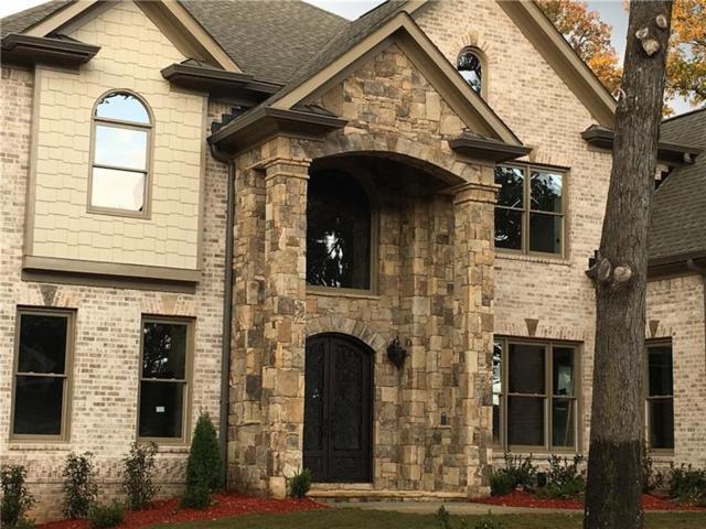 4571 Parkcrest Court NE, Marietta, GA 30068 (MLS #5860849) :: North Atlanta Home Team