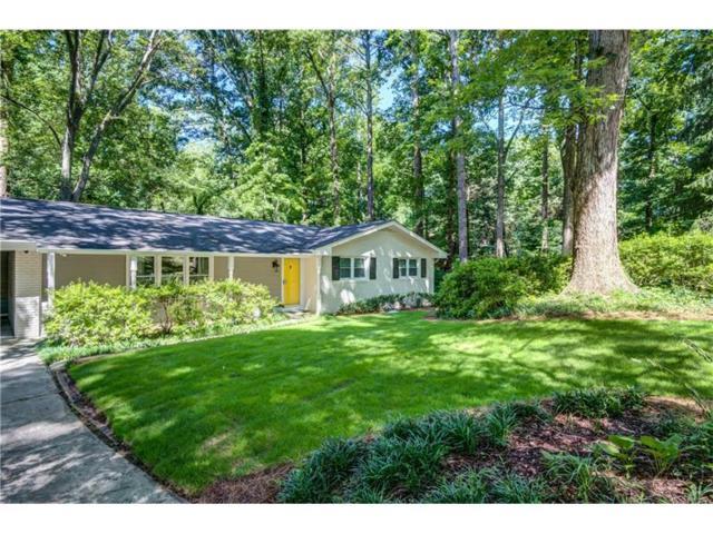 1404 Forest Drive SE, Smyrna, GA 30080 (MLS #5860975) :: North Atlanta Home Team
