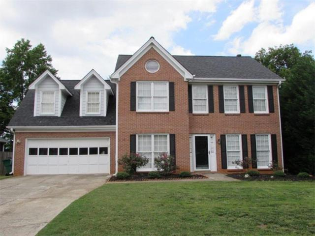 5345 Bentley Hall Drive, Alpharetta, GA 30005 (MLS #5862516) :: North Atlanta Home Team