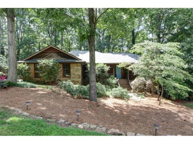 1380 Land O Lakes Drive, Roswell, GA 30075 (MLS #5862817) :: North Atlanta Home Team