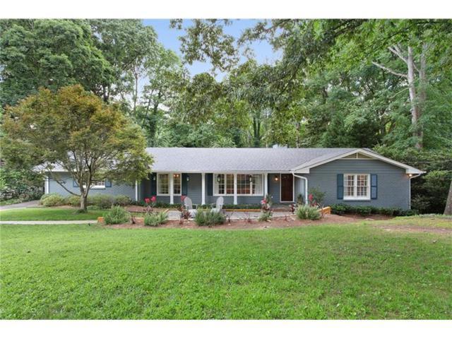 4610 Brook Hollow Drive NW, Atlanta, GA 30327 (MLS #5863847) :: North Atlanta Home Team