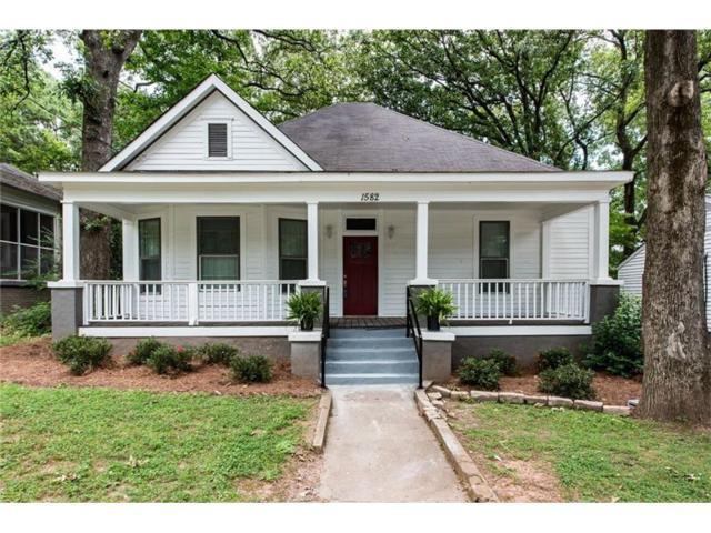 1582 Lakewood Avenue, Atlanta, GA 30315 (MLS #5865491) :: North Atlanta Home Team