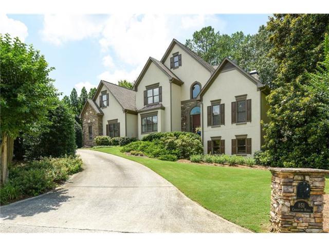 851 Crossfire Ridge NW, Marietta, GA 30064 (MLS #5865645) :: North Atlanta Home Team